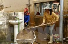Lào Cai: Trường ngập bùn vì mưa lũ, hơn 300 học sinh chưa được đi học