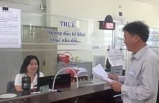 TP.HCM triển khai ứng dụng góp ý cán bộ thuế trên kiốt thông tin