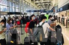 Phối hợp đưa hơn 340 công dân Việt Nam từ Nga về nước an toàn