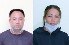 Bắt giữ hai đối tượng tổ chức đưa người trốn đi nước ngoài trái phép
