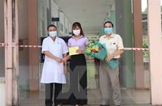 Bệnh nhân đặc biệt mắc COVID-19 tại Đắk Lắk đã được xuất viện