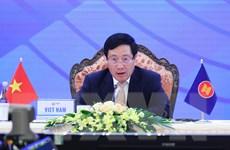 Phó Thủ tướng Phạm Bình Minh sẽ chủ trì họp báo quốc tế về AMM 53