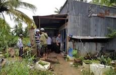 Vụ tạt xăng chống người thi hành công vụ ở Cà Mau: Phạt tù 4 bị cáo