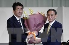 Tân Chủ tịch LDP cam kết kế thừa các chính sách của Thủ tướng Abe