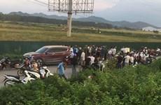 Bắc Giang: Bắt giữ hai đối tượng đâm xe ôtô làm cảnh sát hy sinh