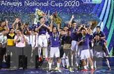 Hà Nội FC bảo vệ thành công chức vô địch Cúp quốc gia 2020