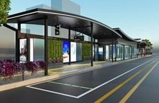 Seoul xây nhà chờ xe buýt theo phong cách nhà truyền thống hanok