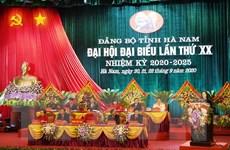 Hà Nam phấn đấu thành tỉnh phát triển khá của vùng Đồng bằng Bắc Bộ