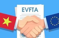 Biểu thuế xuất, nhập khẩu ưu đãi thực hiện Hiệp định EVFTA