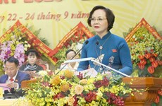 Hình ảnh khai mạc Đại hội đại biểu Đảng bộ tỉnh Yên Bái lần thứ XIX