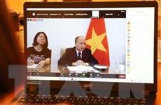 Tọa đàm trực tuyến nhân kỷ niệm 45 năm quan hệ Việt Nam-Đức