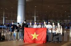 Chuyến bay dài 25 giờ đón công dân Việt Nam từ Israel về nước