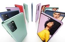 Samsung đứng đầu thị trường điện thoại thông minh toàn cầu