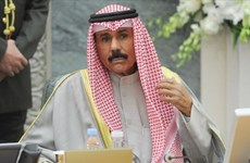 Tân Quốc vương Kuwait Nawaf sẽ tuyên thệ trong ngày 30/9