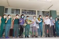 Dịch COVID-19: Giải thể Bệnh viện dã chiến Hòa Vang ở Đà Nẵng
