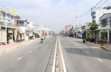 Hoàn thành công trình đường Tô Ký kết nối vùng ven TP Hồ Chí Minh