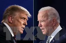 Ông Donald Trump và ông Joe Biden so kè quyết liệt tại tiểu bang Ohio