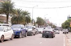 Thấy gì từ văn hóa tham gia giao thông của người dân Lào?