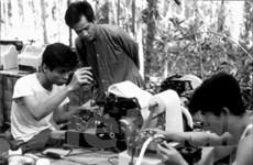 Thu phát teletype và telephoto ở Thông tấn xã Giải Phóng