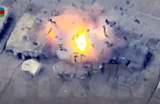 Nga, Pháp và Mỹ hối thúc ngừng bắn tại khu vực Nagorny-Karabakh
