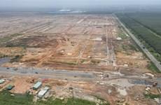Cơ bản hoàn thành giải phóng mặt bằng giai đoạn 1 sân bay Long Thành