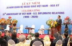 Mở rộng, làm sâu sắc hơn nữa quan hệ đối tác toàn diện Việt Nam-Hoa Kỳ