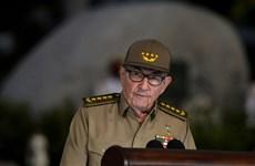 Bộ Chính trị Đảng Cộng sản Cuba họp bàn các vấn đề quan trọng