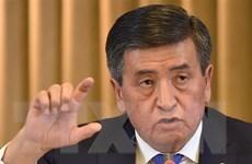 Tổng thống Kyrgyzstan Sooronbai Jeenbekov tuyên bố sẵn sàng từ chức