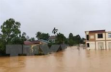 Quảng Trị có nơi lượng mưa vượt 1.000mm, gần 13.800 hộ bị ảnh hưởng