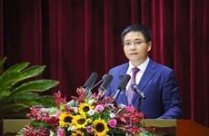 Giới thiệu Chủ tịch UBND tỉnh Quảng Ninh để bầu làm Bí thư Điện Biên