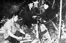 Những dấu mốc lịch sử của Thông tấn xã Giải phóng anh hùng