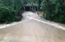 Hà Tĩnh và Quảng Bình có mưa đặc biệt to trong mấy ngày tới