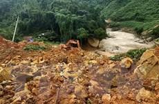 Vụ sạt lở Thủy điện Rào Trăng 3: Bảo đảm an toàn cho hoạt động cứu hộ