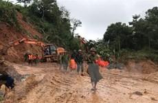 Vụ sạt lở nghiêm trọng ở Quảng Trị: Lực lượng tại chỗ cứu được 5 người