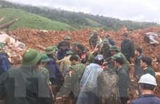 20 người chết, 27 người mất tích do mưa lũ tại tỉnh Quảng Trị