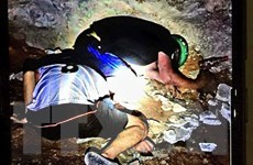 Bình Dương: Phát hiện hai thanh niên tử vong dưới chân cầu