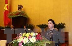 Toàn văn bài phát biểu khai mạc Kỳ họp thứ 10 của Chủ tịch Quốc hội