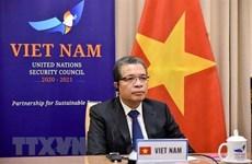 Việt Nam dự phiên thảo luận trực tuyến về tình hình khu vực Vịnh Ba Tư