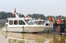 Bộ Công an bàn giao canô công suất lớn cho tỉnh Thừa Thiên-Huế