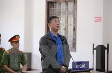 Xét xử phúc thẩm vụ gian lận điểm thi ở Hòa Bình: Giảm án cho 2 bị cáo