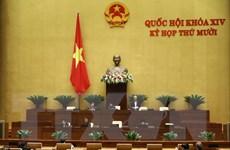 Họp Quốc hội: Cân nhắc chủ thể ký kết thỏa thuận quốc tế