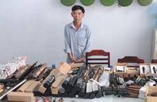 Cần Thơ: Mở rộng điều tra vụ mua bán trái phép các loại súng săn