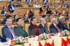 [Photo] Khai mạc Đại hội đại biểu Đảng bộ tỉnh Hưng Yên lần thứ XIX