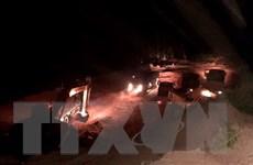 Quảng Bình: Xuyên đêm mở đường, thông tuyến, chạy đua với bão số 8