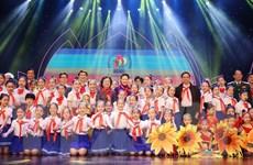 Đại hội Cháu ngoan Bác Hồ: Vinh danh những 'bông hoa nghìn việc tốt'
