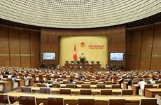 Quốc hội thảo luận trực tuyến về công tác tư pháp, chống tham nhũng