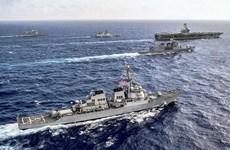 Australia tham gia tập trận Malabar: Bộ Tứ 'được quân sự hóa'?