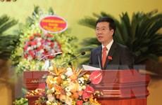 'Cao Bằng cần tập trung thu hút nguồn lực cho đầu tư phát triển'