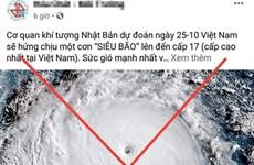 [Audio] Tin giả - 'cơn bão' đang hoành hành trên mạng xã hội