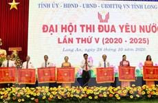 Đưa Long An thành tỉnh phát triển khá ở vùng kinh tế phía Nam